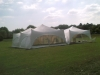 clear wall marquees and white wall marquee