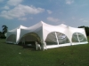 marquees joined together