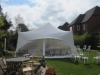 hire marquee for garden party