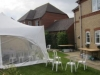marquee chair table hire