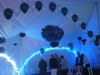 marquee with lighting