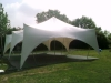 bring some shade to your party with a marquee