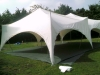 wedding marquee to fit 120