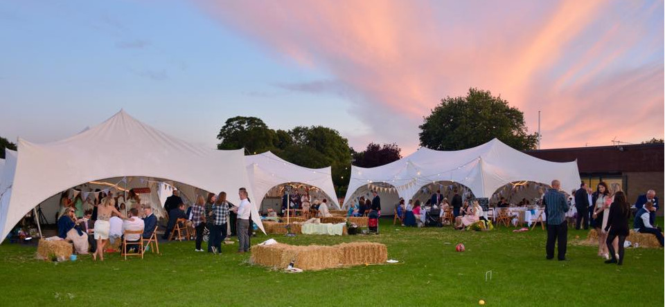 marquee hire northamptonshire