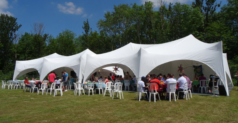 Marquee Hire in West Midlands: Boutique Party Tent Hire